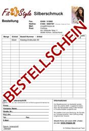 Bestellschein als *.pdf downloaden und ausdrucken