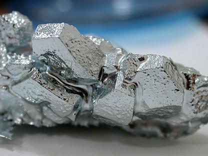 Metall Gallium