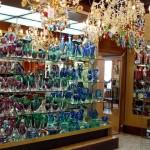 Murano Glasschmuck - Glasverkauf Austellungsraum