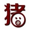 Schwein chinesisches Sternzeichen Pig