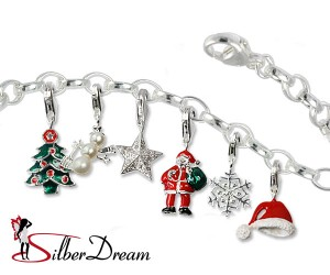 Charms Armband zu Weihnachten