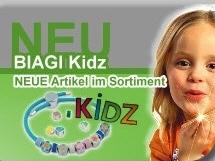 Carlo Biagi Kidz - Silberbeads