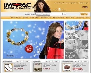 Silberschmuck Imppac online Shop