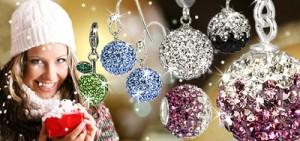 Glitzerschmuck, von Beads bis zum Ohrring